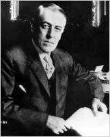 Thomas Woodrow Wilso