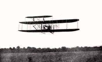 Los Primeros Vuelos La Era de la aviacion en el siglo XX Historia