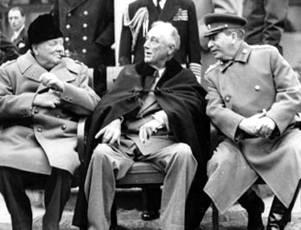 Final de la Segunda Guerra Mundial:Conferencia de Yalta y Potsdam ...