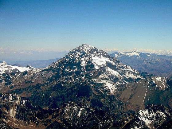 aconcagua pico mas alto de sudamerica