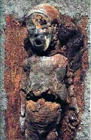 momia en chile