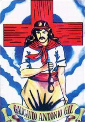 gauchito gil, santo criollo argentino