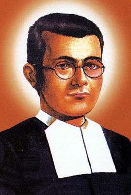 SAN HECTOR, primer santo argentino