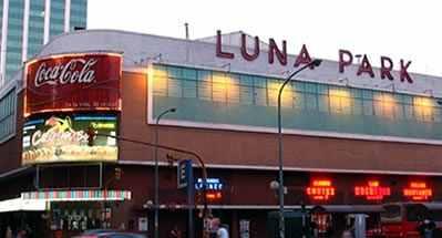Luna Park en Buenos Aires