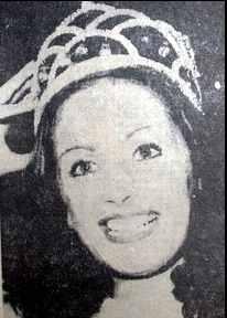 Miss Mundo Argentinas: Norma Cappagli y Silvana Suarez - Reinas Argentinas