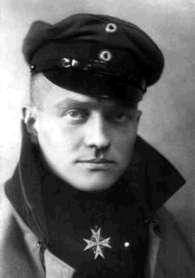 """Manfred von Richthofen el """"Barón Rojo"""""""