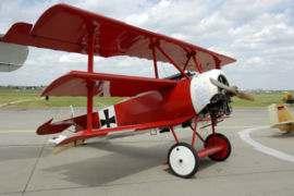 Fokker DR-1 Dridecker