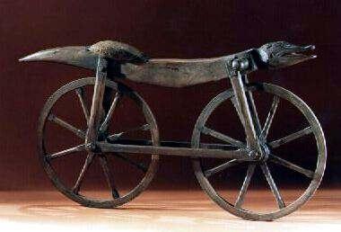 bicicleta madera