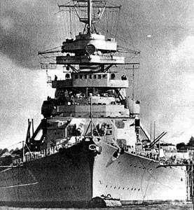 Hundimiento Bismarck Caza del barco aleman