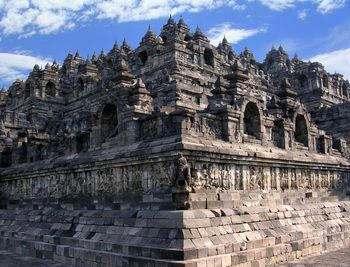 Borobudur Templo Budista en Java Templo Perdido Indonesia