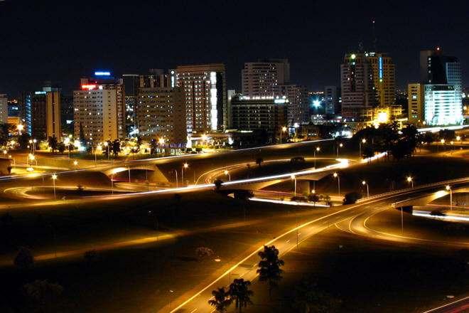 Brasilia - Urbanismo Capital