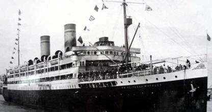 buque mafalda