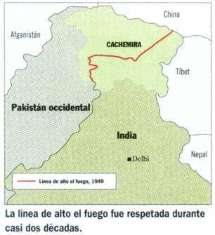 mapa de cachemira