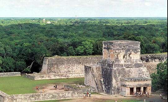 El Juego de Pelotas- los mayas