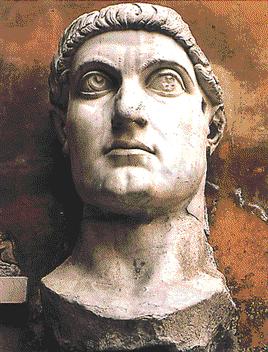 Resultado de imagen para historiaybiografias.com constantino