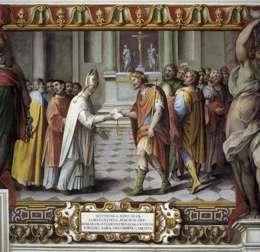 constantino emperador romano