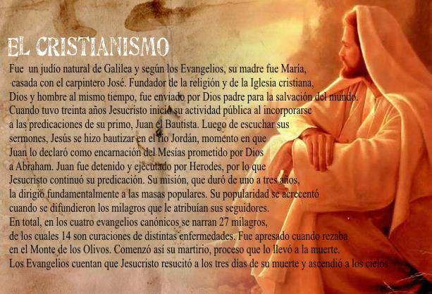 el cristianismo