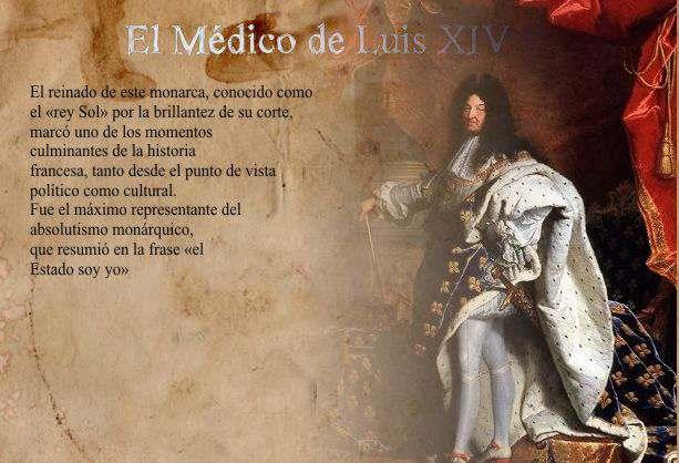 luis XIV, ENFERMEDAD