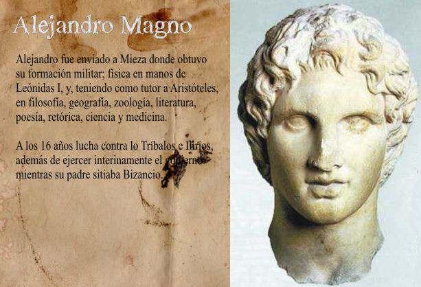 alejandro magno, biografia