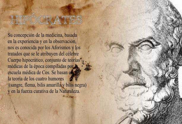 historia de la medicina hipocrates