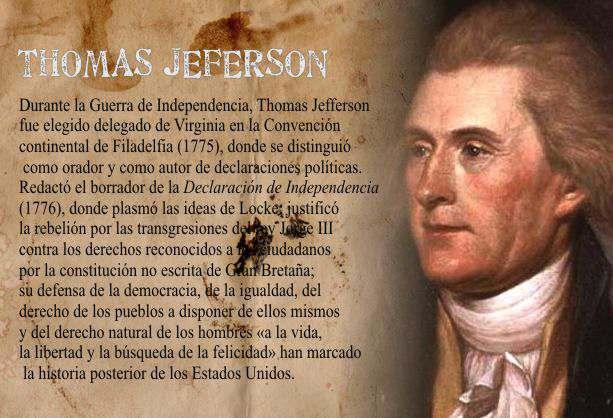 thomas jeferson