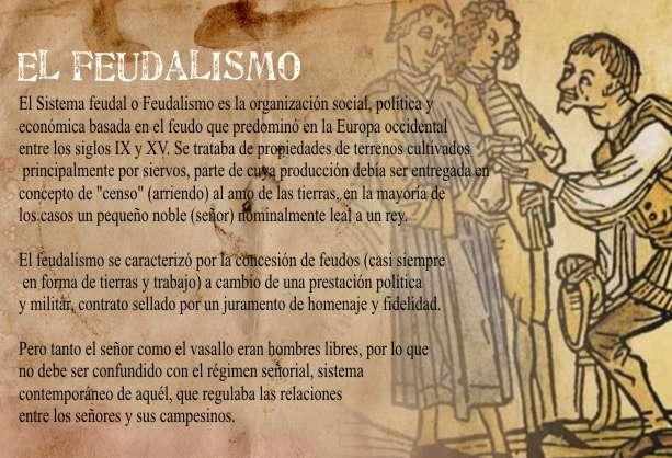 feudalismo, señor feudal