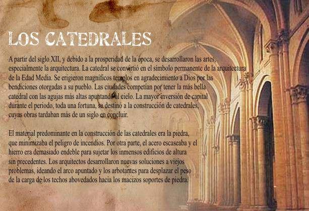 Técnicas en la Construcción de Catedrales en la Edad Media Pedreros