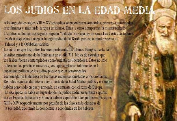 Concilio de Letran - Decreto Para Los Judíos en la Edad Media