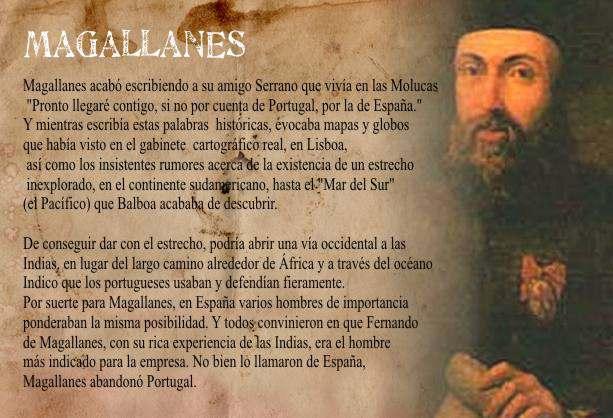 La Vuelta al Mundo de Magallanes Historia del Viaje