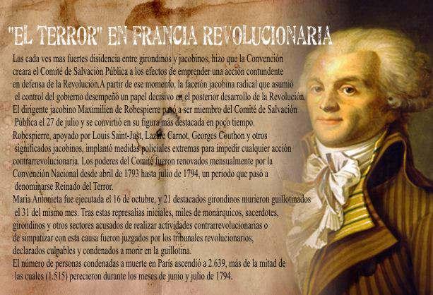 jacobinos radicales, francia