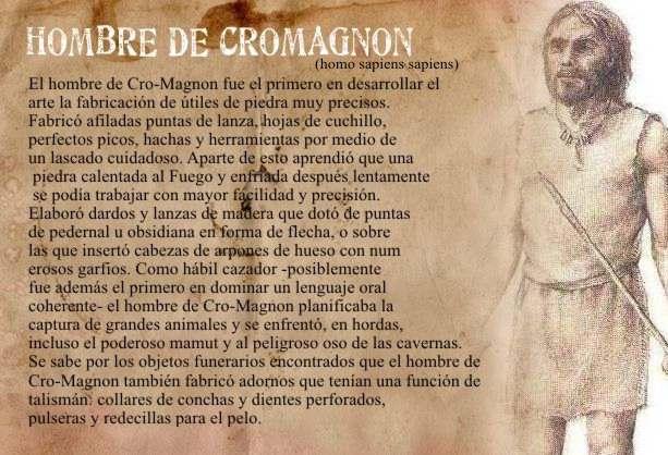 El Hombre de Neandertal, Cro-Magnon y el Hombre de Java – BIOGRAFÍAS e  HISTORIA UNIVERSAL,ARGENTINA y de la CIENCIA