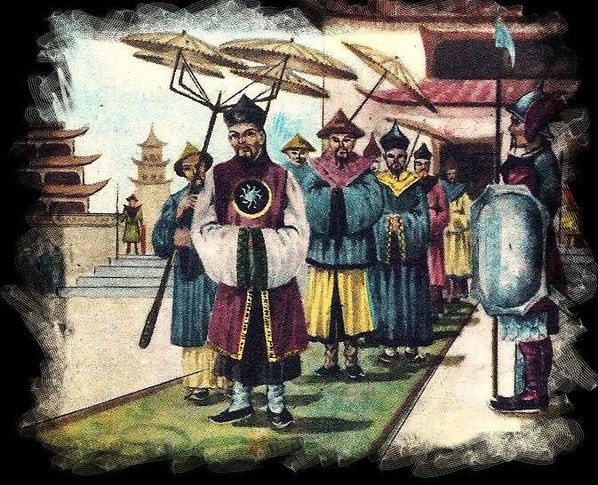 Historia del Paraguas- Grandes Inventos