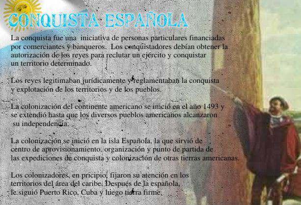 Conquista Española del Rio de la Plata