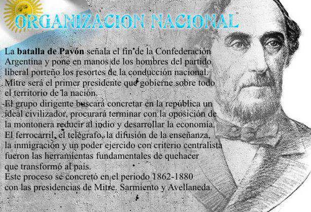 Sintesis Historica de Argentina Etapas de la Historia Resumen