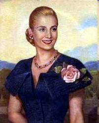 Eva Duarte de Peron
