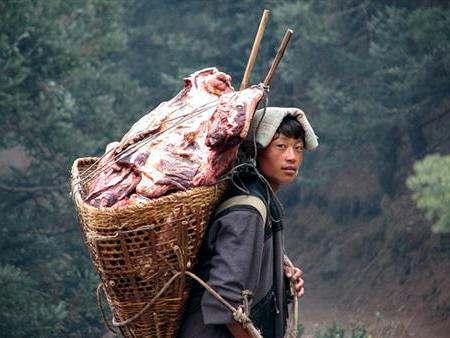 Los sherpa, es un población de origen tibetano.