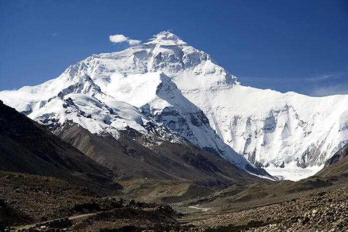 El Everest Habitantes Fauna Flora Las Escaladas Altura Historia