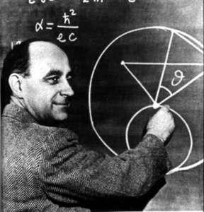 Fermi Enrico Biografia Pila Nuclear Primera Reaccion en Cadena ...