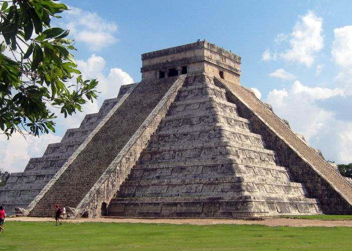 Ciudades Mayas Origen e Historia del Chiche Itza