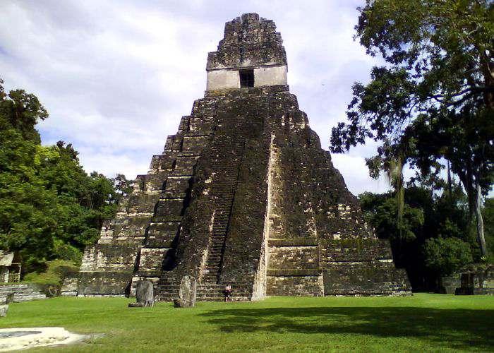 Patrimonio Histórico de Guatemala Ciudad de Tikal