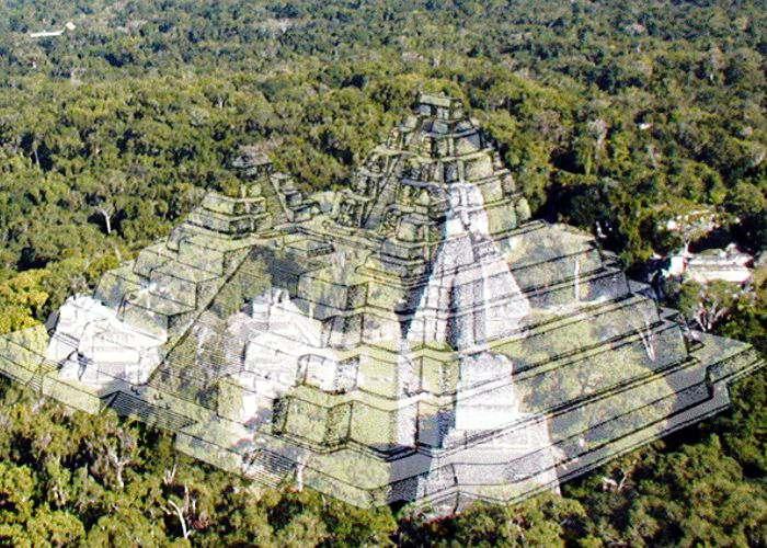 El Mirador en Guatemala La Mayor Ciudad de los Maya