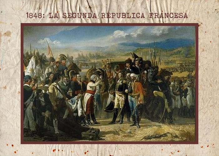 Segunda República Francesa: Luis Napoleon Derrota a Luis Felipe