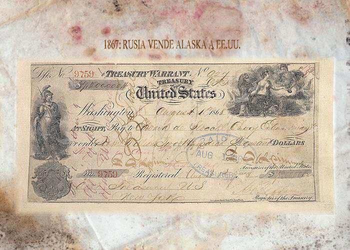 Venta de Alaska a Estados Unidos Por Rusia