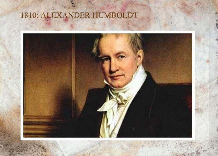 Biografia Alexander Humboldt Naturalista Obra Cientifica y Estudios