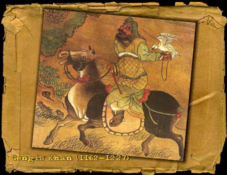conquista de los mongoles y sus matanzas