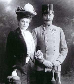 Matrimonio Asesinado en Sarajevo