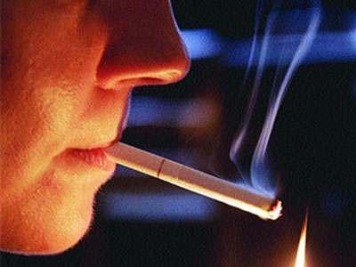 El vicio de fumar