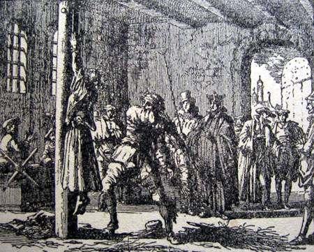 La Ultima Bruja Condenada Por la Inquisicion