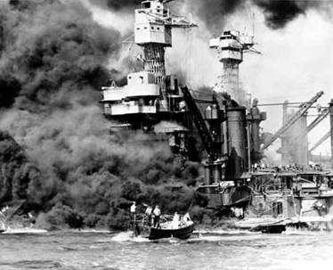 Pear Harbor Ataque de Japon