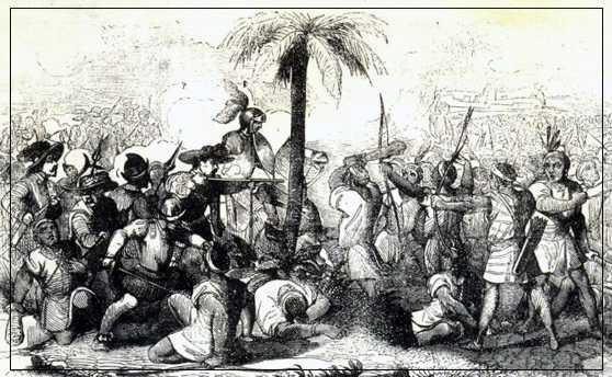 Conquista y Colonización Española